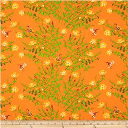 Heather Ross Briar Rose Nanny Bee Yellow/Orange