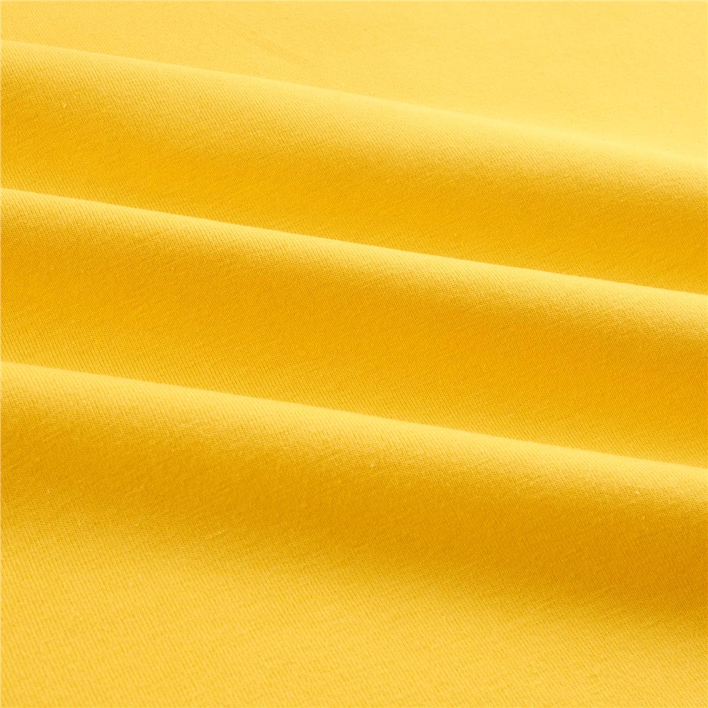 Riley Blake Cotton Jersey Knit Solid Yellow