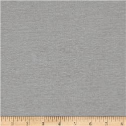 120'' Faux Dupioni Silver Grey Fabric