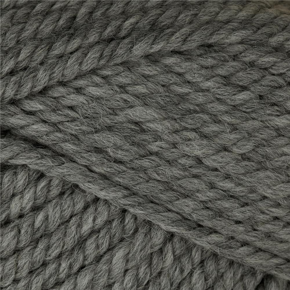 Patons Classic Wool Bulky Yarn (9044) Medium Grey