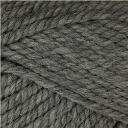 Patons Classic Wool Bulky Yarn (9044) Medium Grey Heather