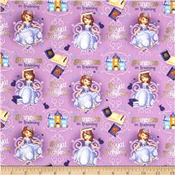 Disney Princess Sofia Princess in Training Purple