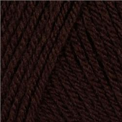 Lion Brand Vanna's Choice Yarn (127) Espresso