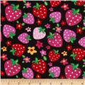 Newcastle Novelties Strawberry Black