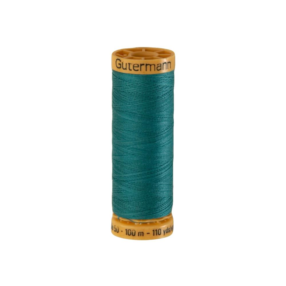 Gutermann Natural Cotton Thread 100m/109yds Misty Spruce