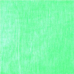 Stretch Rayon Jersey Knit Pastel Green Fabric