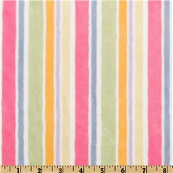 Minky Stripes Multi