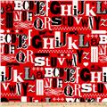 Kaufman Design Basics Alphabet Red
