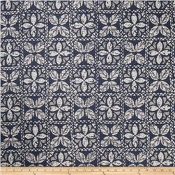 Bella Dura Indoor/Outdoor Marsalis Indigo