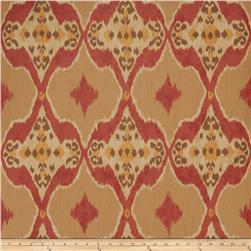 Fabricut 50026w Nomad Wallpaper Merlot 04 (Double Roll)