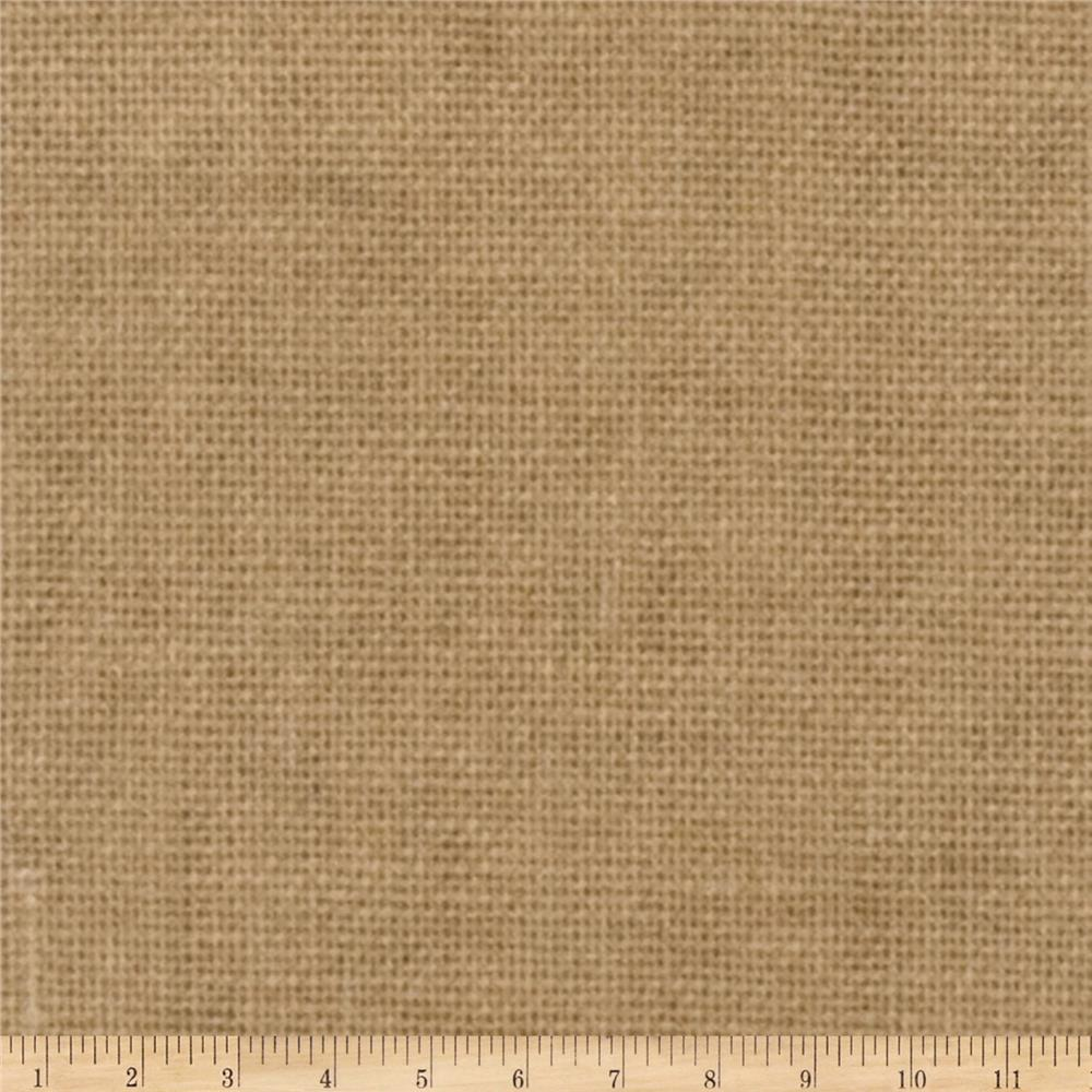 Jaclyn Smith Winthrop Linen Blend Tea Stain