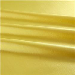 Two Tone Taffeta Light Yellow Fabric