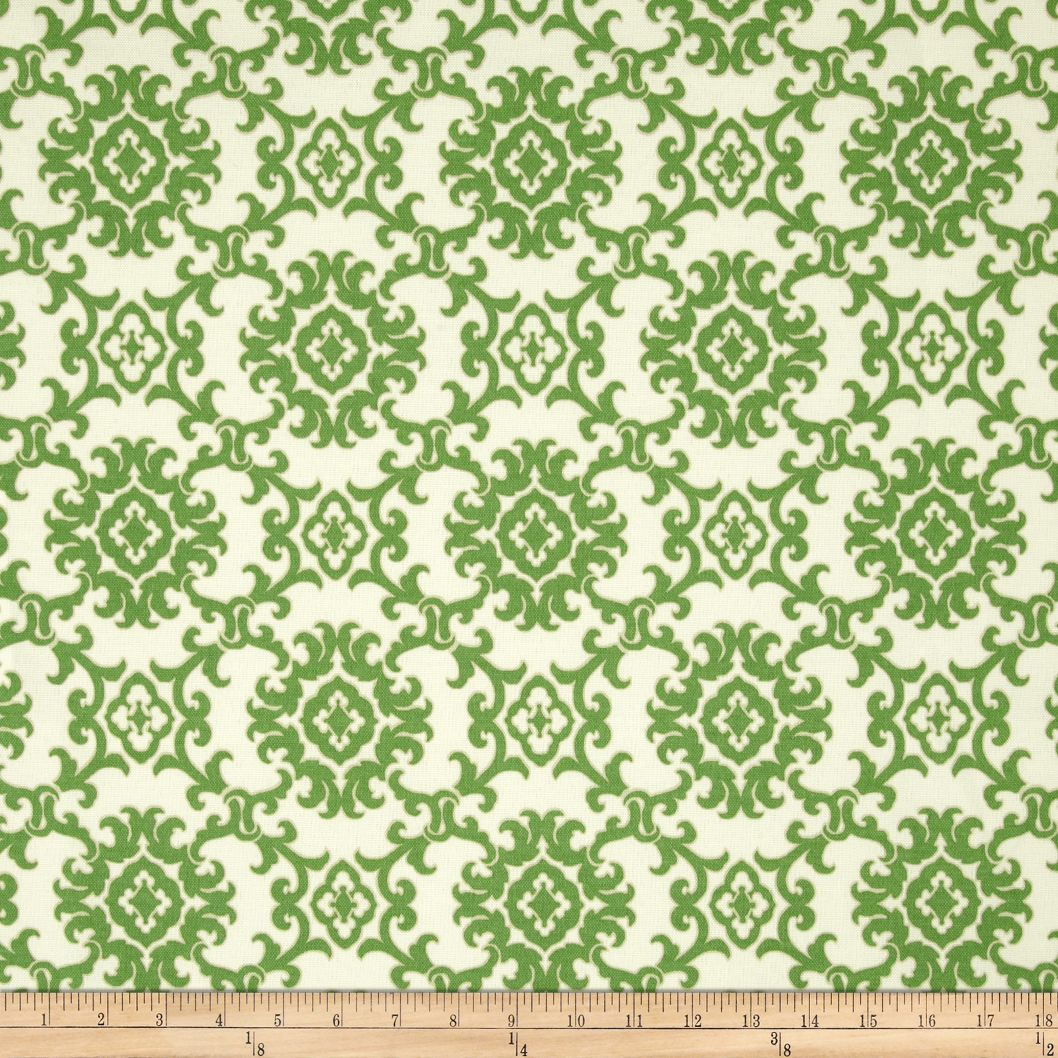 Tommy Bahama Indoor/Outdoor Medallion Isle Jungle Fabric by Waverly in USA