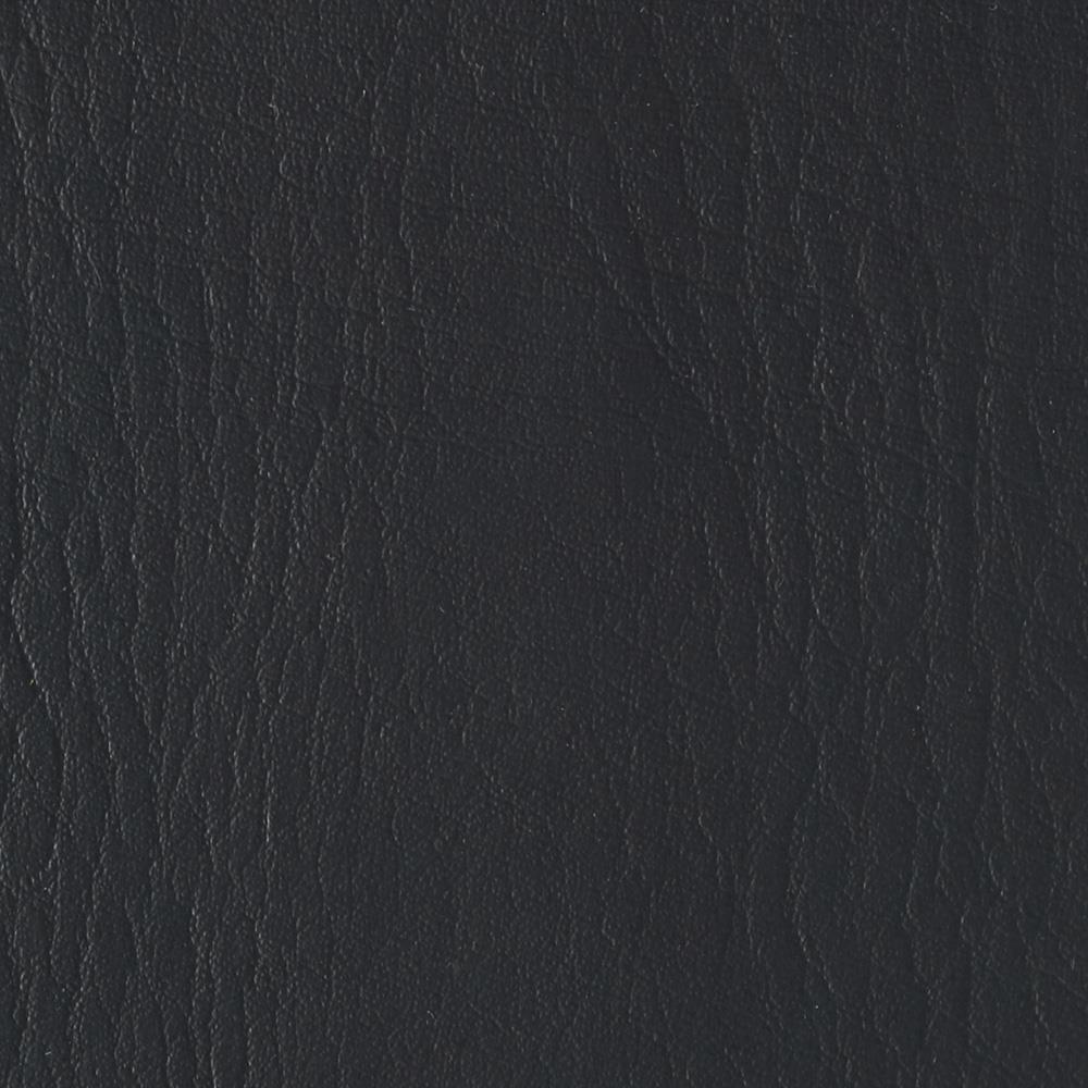 Knit Backed Deco Vinyl Charcoal