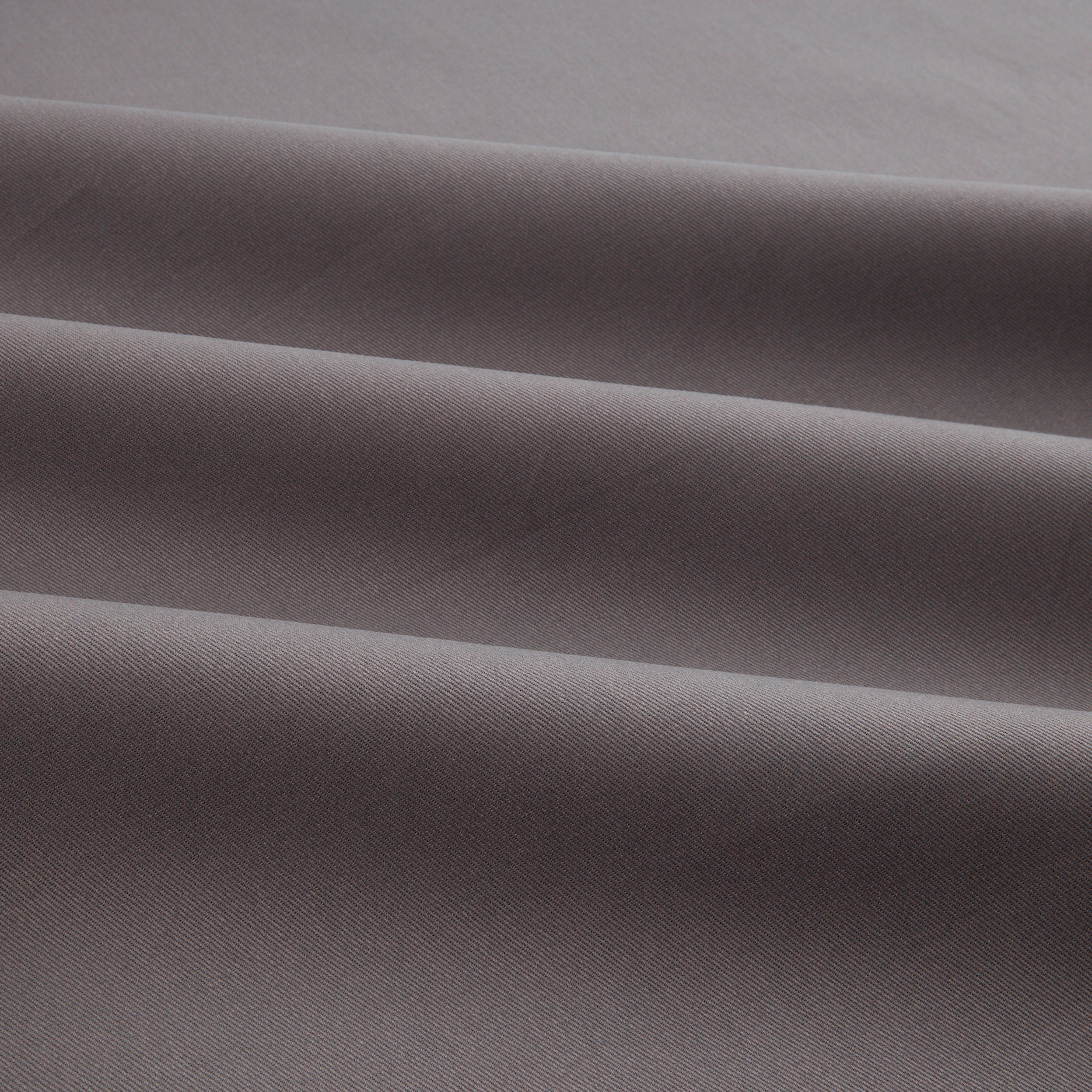 Polyester/Cotton Twill Griffin Grey Fabric by Textile Creations in USA