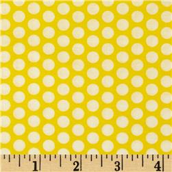 Basic Training Medium Dot Yellow/White