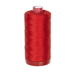 Aurifil 12wt Embellishment and Sashiko Dreams Thread Lobster Red