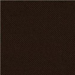 Moisture Wicking Diamond Knit Brown