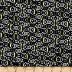 Mojito Geometric Shape Black