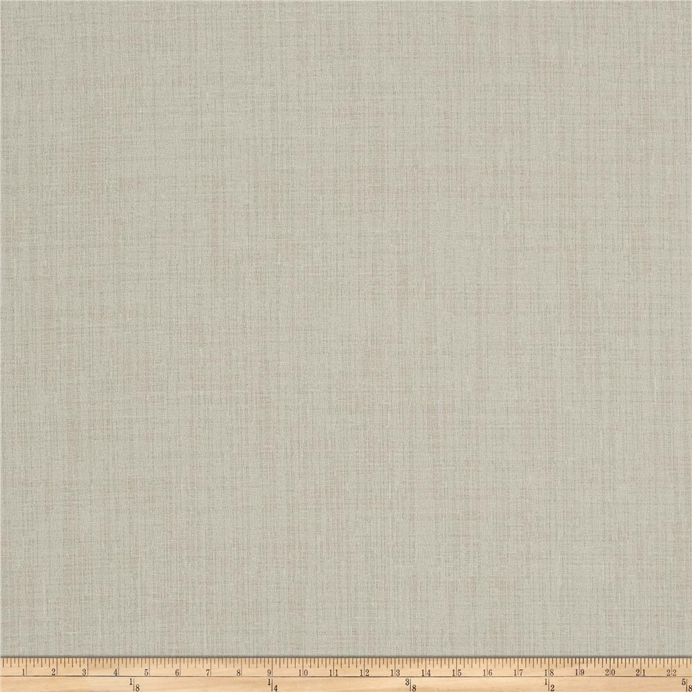 Fabricut Goldilocks Faux Linen Pewter