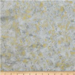Timeless Treasures Patina Metallic Marble Mist