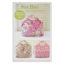 Tanya Whelan Ava Bag Pattern