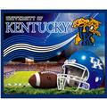 Collegiate Fleece Panel University of Kentucky Blue