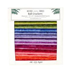 Bali Batiks Agate 10 In. Crackers