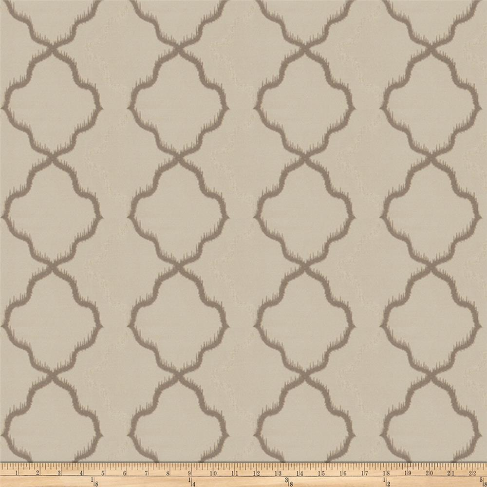 Fabricut Vogue Jacquard Birch