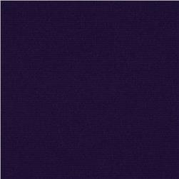 Team Spirit Uniform Ponte Knit Purple