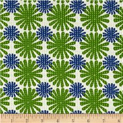 Moda Good Karma Burst Green - Navy