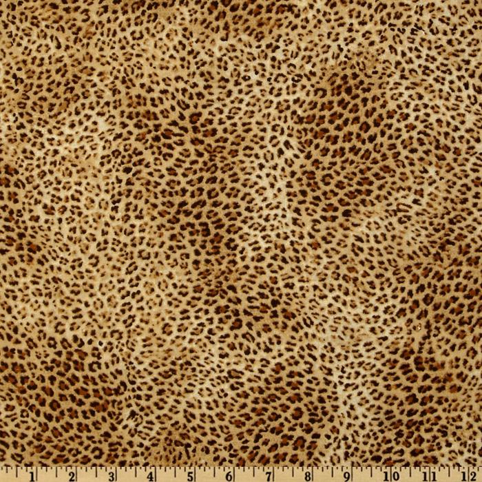 Leopard Cream/Brown