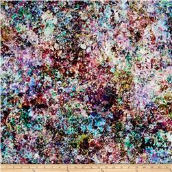 Hoffman Abstract Floral Digital Print Prism