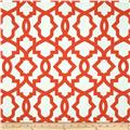 Premier Prints Sheffield Lava Orange