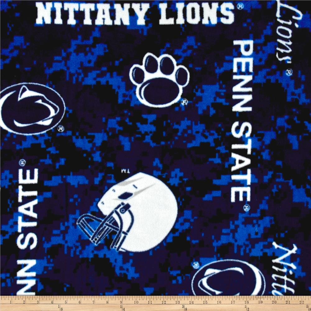 Collegiate Fleece Pennsylvania State University Digital