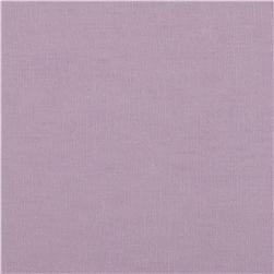 Kaufman Brussels Wash Linen Blend Lavender Fabric