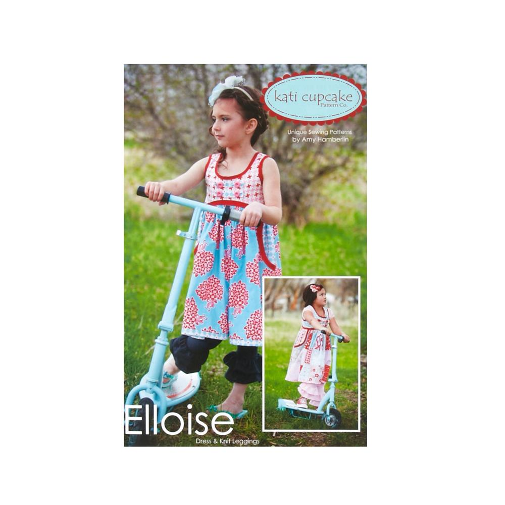 Kati Cupcake Elloise Dress Pattern