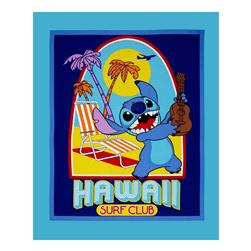 Disney Lilo and Stitch Stitch 36 In. Panel Blue