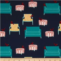 Holiday Sweet Tweets Furniture Retro