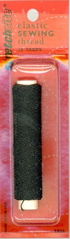 Elastic Thread Black