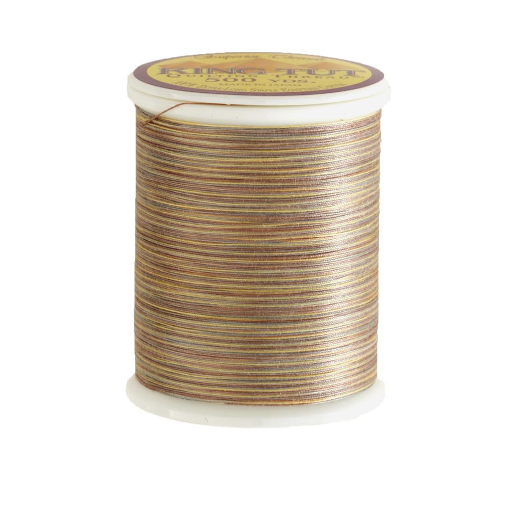 Superior King Tut Cotton Quilting Thread 3-ply 40wt 500yds Shifting Sands