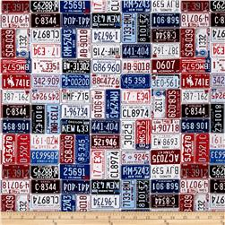 American Homecoming License Plates Americana