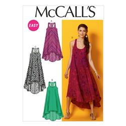 McCall's Misses' Dresses Pattern M6954 Size 0Y0