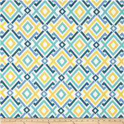 Swavelle/Mill Creek Indoor/Outdoor Gareth Surf Fabric