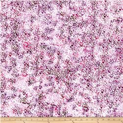 Indian Batik Spray Purple/Pink
