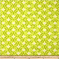 Riley Blake Home Décor Diamonds Lime