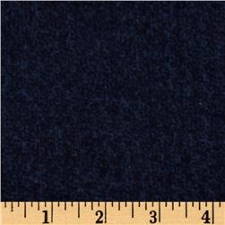 Timeless Treasures Tailor Flannel Heather Navy