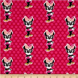 Disney Minnie's World Minnie Mouse Dots Pink