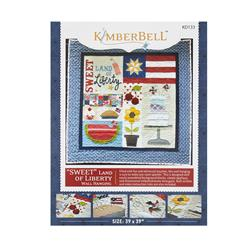 Kimberbell Kids Sweet Land of Liberty Pattern