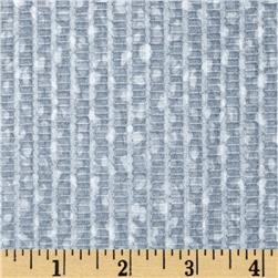 Tutti Frutti Plisse Solid Grey Fabric